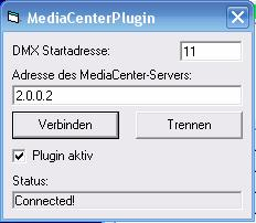 MediaCenterPlugin Connection.JPG