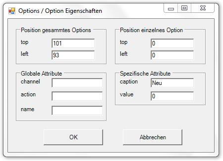 Picture 18: Eigenschaften der Options
