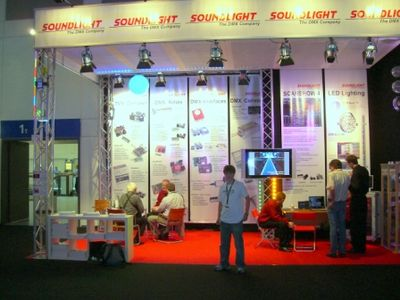 Soundlight-Stand